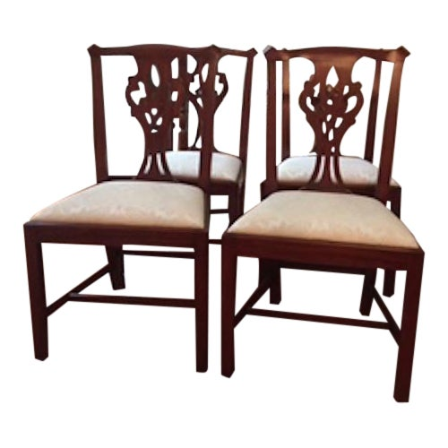 Henkel Harris Side Chairs - Set of 4 - Image 1 of 10