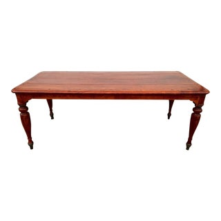 Theodore Alexander Reclaimed Dining Table