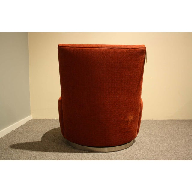 Thayer Coggin Jo Swivel Chair - Image 4 of 6
