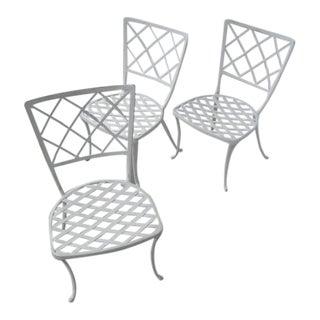 Brown Jordan Vintage Patio Chairs - Set of 3