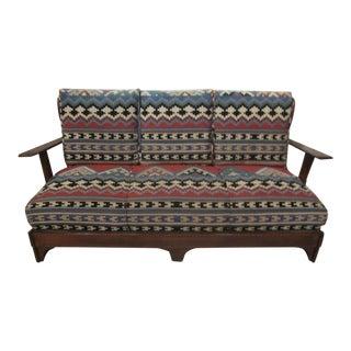 Kilim Rug Upholstered Coronado Sofa