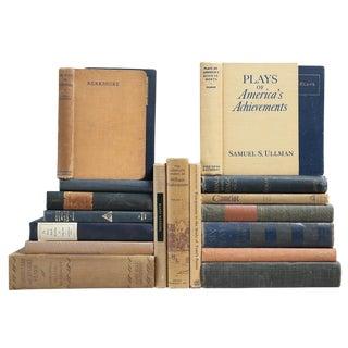 Denim & Wheat Theatre Books - Set of 20