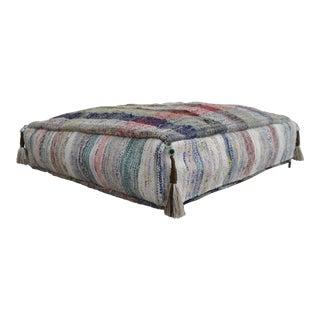 Rugrag Turkish Hand Woven Kilim Sitting Cushion Floor Pillow