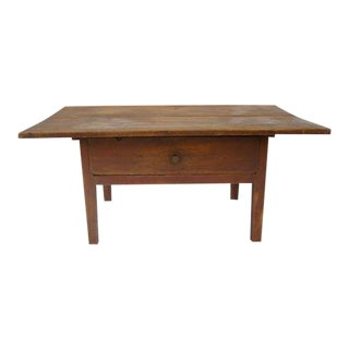 19th Century New England Table