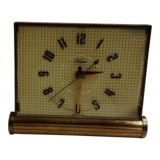 Telechron 1950s Alarm Clock