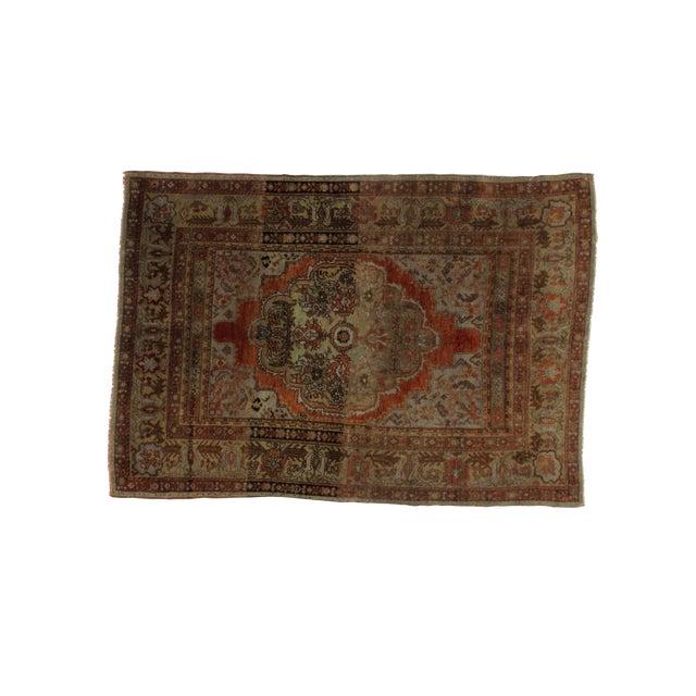 Leon Banilivi Antique Oushak Rug - 3′10″ × 5′7″ - Image 1 of 5