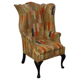 Polo Ralph Lauren Patchwork Wing Chair