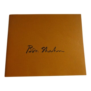 Ben Shahn Paintings & Graphics