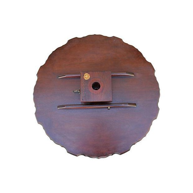 Baker Pie Crust Table - Image 10 of 10