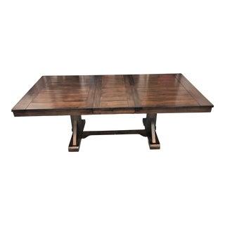 Farmhouse Trestle Extension Table
