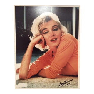 George Barris Original Marilyn Monroe Photo