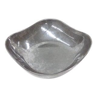 Vintage Wilton Pewter Armetale Serving Bowl
