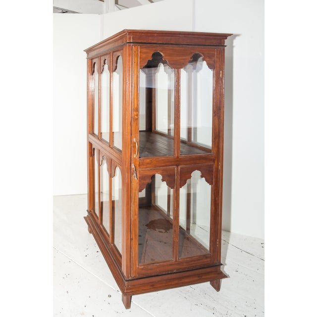 Antique Indian Display Case - Image 3 of 7