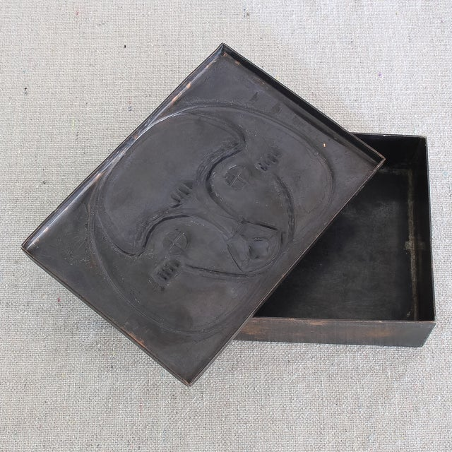 Art Deco African Box & Tray - Image 7 of 8