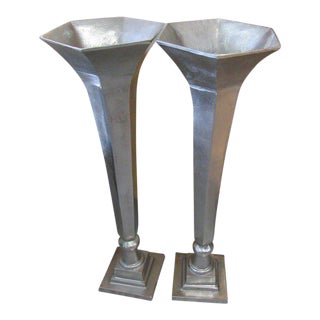 Arthur Court Vases - A Pair