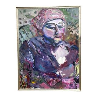 Judith Barcroft Washam Original Oil Painting