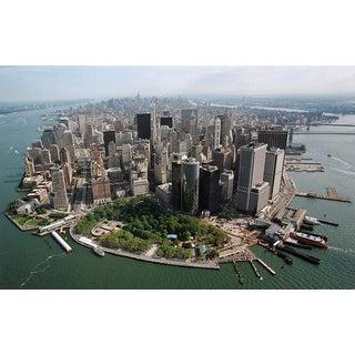'Tip of Manhattan' Photograph