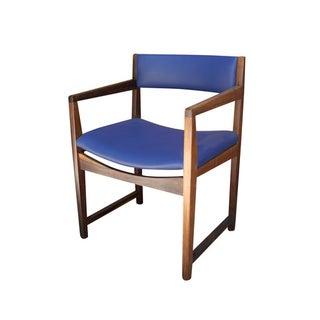 Danish Designer Brazilian Rosewood Arm Chair