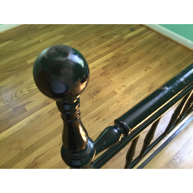 Vintage Iron Bed - Image 3 of 3