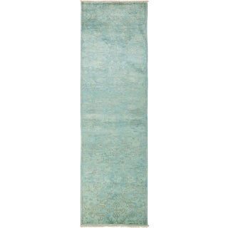 """Vibrance Hand Knotted Runner - 3'0"""" X 10'2"""""""