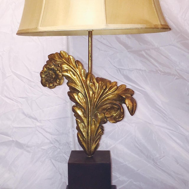 Transitional Architectural Element Table Lamp - Image 4 of 5