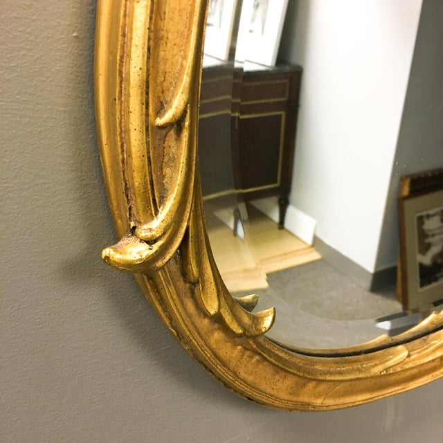 Gilded Mirror by Friedman Bros - Image 6 of 8