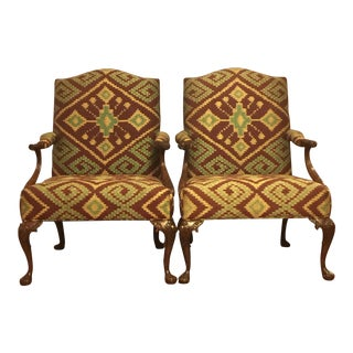Erwin-Lambeth Occasional Chairs - A Pair