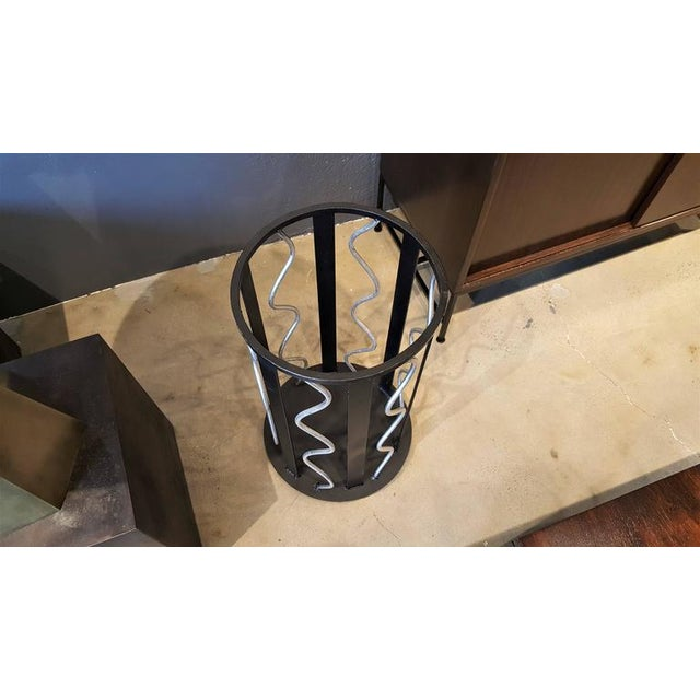 Image of Memphis Style Umbrella Stand