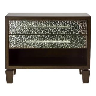 Erinn V. Mirrored Nightstand