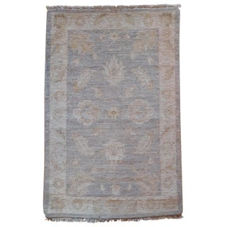 New Oushak Rugs - 2′ × 3′