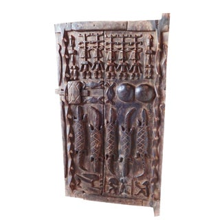 Dogon Door Mali African