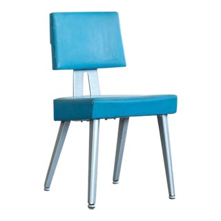 Industrial GF GoodForm Aluminum Task Chair, Special Edition for IBM