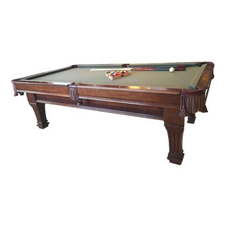 Brunswick Kendrick Pool Table