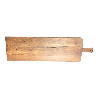 Rustic Wooden Cheese Board