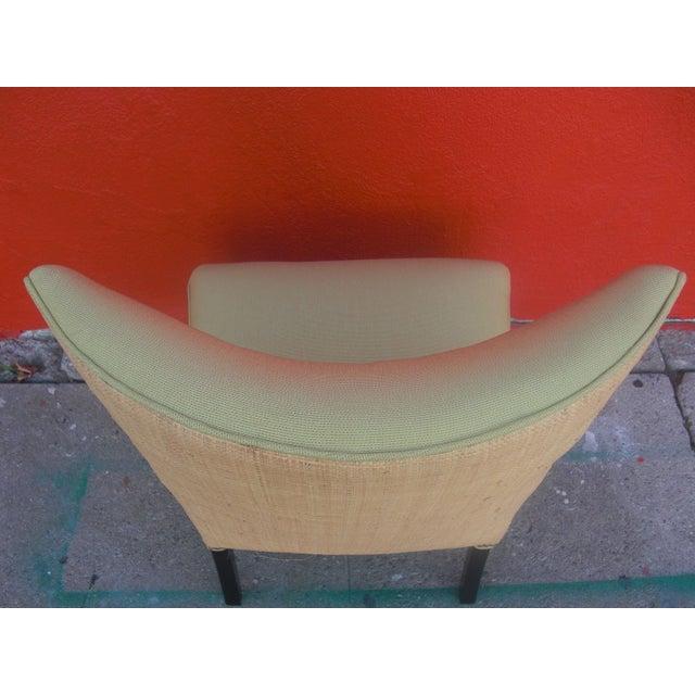 Image of 1960's Custom Upholstered Chair