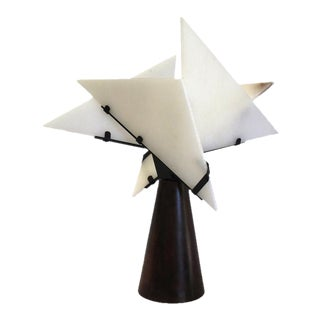 NUN table lamp by Pierre CHAREAU