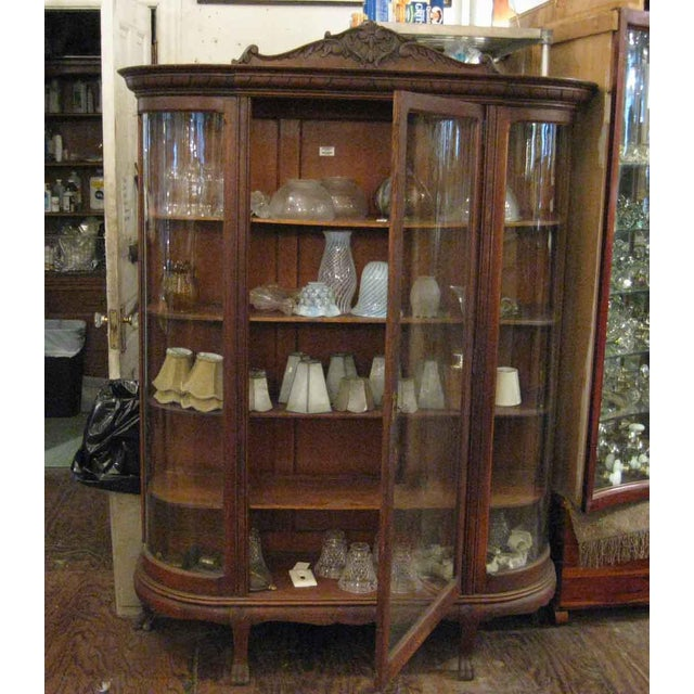 Victorian China Vitrine - Image 5 of 10