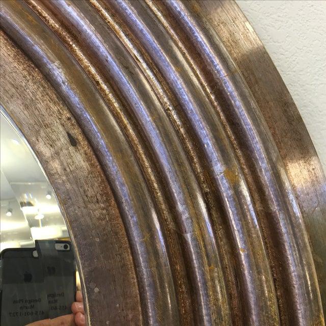 Custom Nancy Corzine Hopkins Silver Mirror - Image 7 of 9
