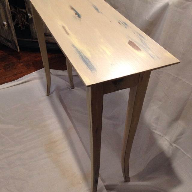 Image of Beach Wash Style Console Table