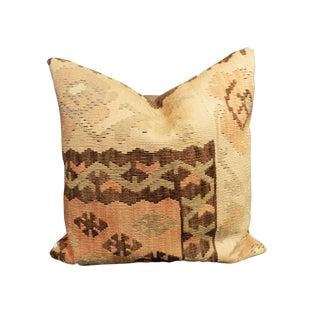 Superb Old Turkish Tribal Kilim Pillow