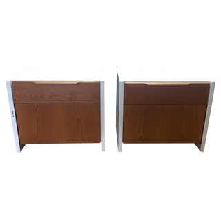 Barzilay Solid Wood Drawer Nightstands - Pair