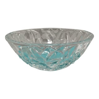 Tiffany Rock Cut Crystal Bowl