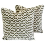 Image of French Manuel Canovas Saint Remy Pillows - Pair