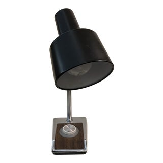 Mid-Century Modern Directional Table Light With Dimmer