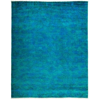 "Vibrance, Hand Knotted Area Rug - 8'2"" X 10'2"""