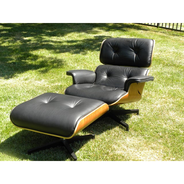 Eames lounge chair reproduction for sale - Eames aluminum group lounge chair replica ...