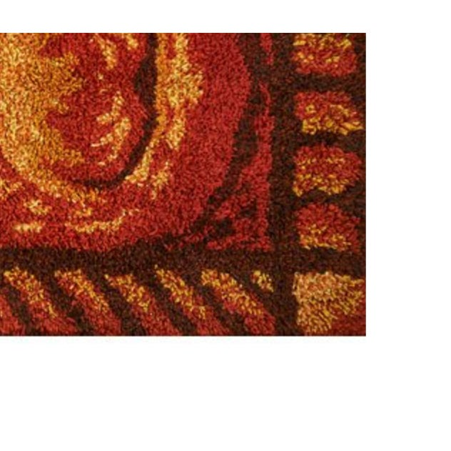 """French Accents Turkish Hooked Area Rug - 3'9"""" x 5'7"""" - Image 2 of 2"""