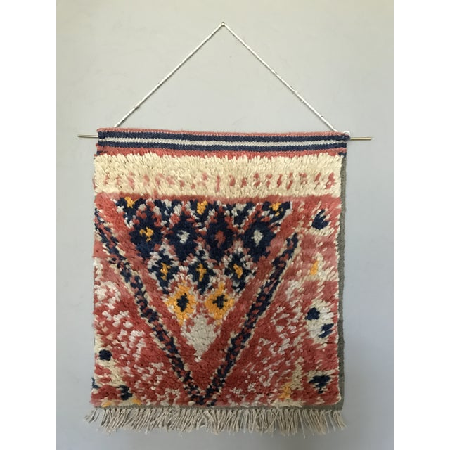 Image of Hand Knotted Wall Weaving