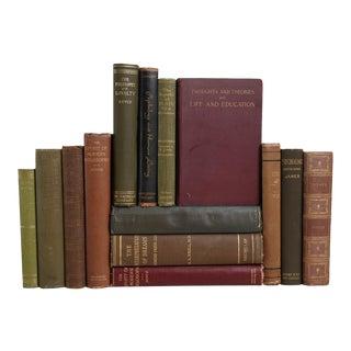 Vintage Philosophy Books - Set of 14