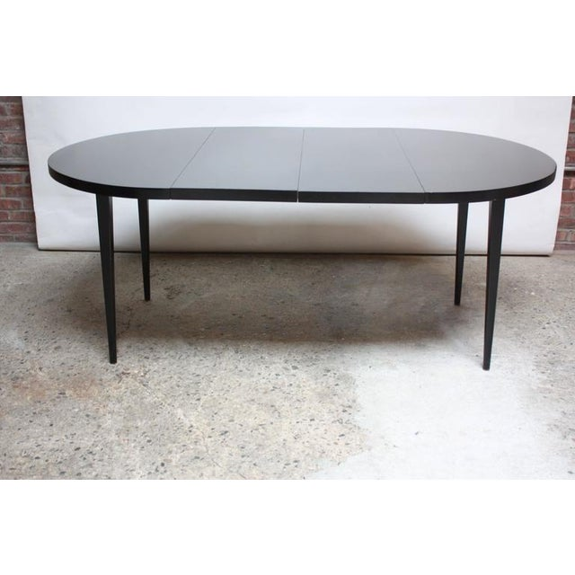 Paul McCobb Planner Group Round Extension Dining Table - Image 4 of 10